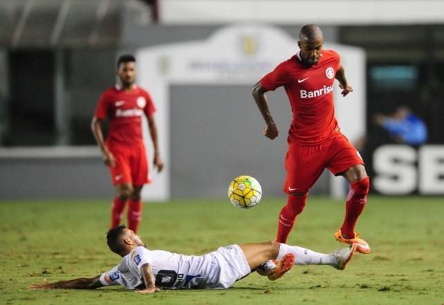 Bom dia, Argélico (com os principais lances de Santos 0 x 1 Inter)