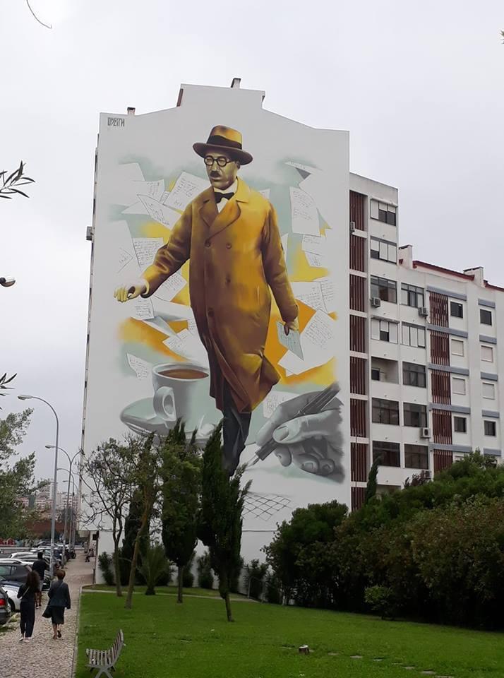 Fernando Pessoa em Lisboa