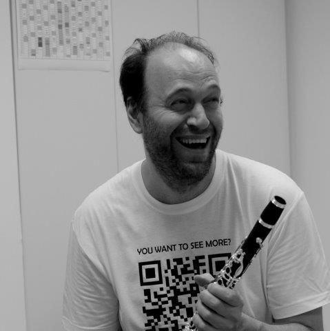 A Ospa com Benda, um clarinet hero