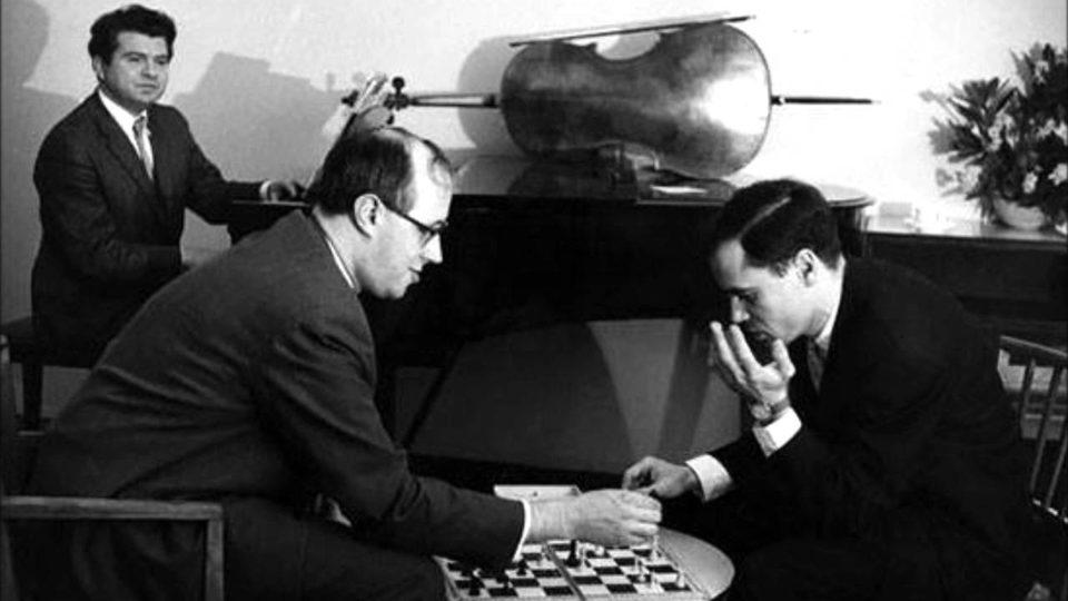 Gilels e Rostropovich queriam a presença delas