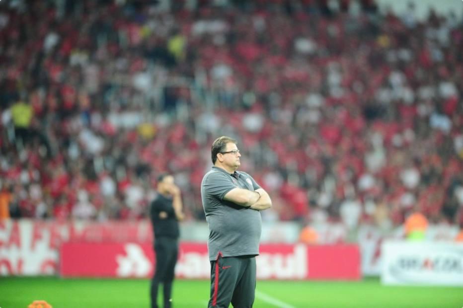 Bom dia, Guto (In memoriam e com os lances de Inter 1 x 1 Vila Nova)