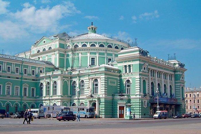 Mariinski (final do século XVIII)