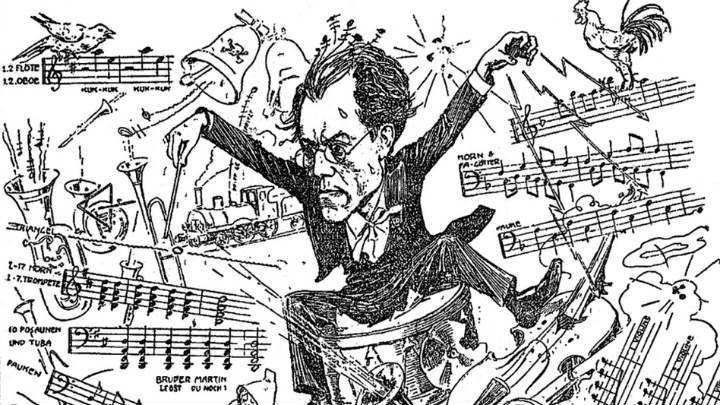 Mahler e o Gordão da H8