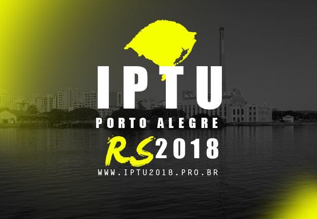 Feliz, pagando o IPTU na Porto Alegre de Marchezan