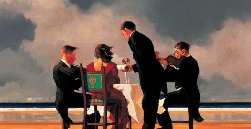 Jack Vettriano - In Conversation
