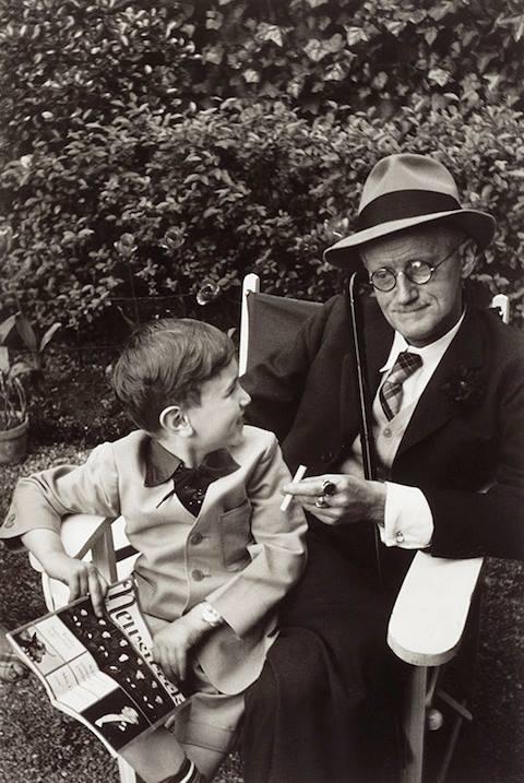James Joyce, 1938