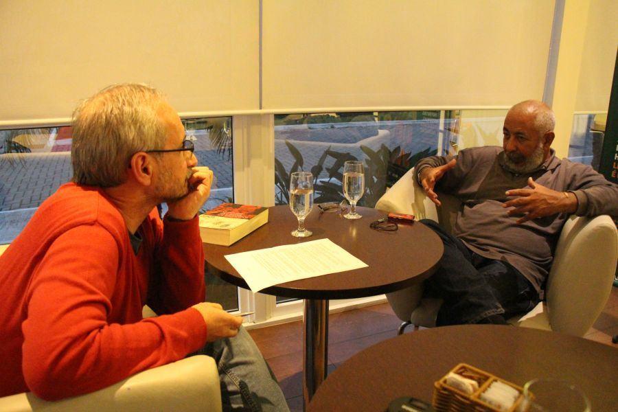 Entrevista com Leonardo Padura