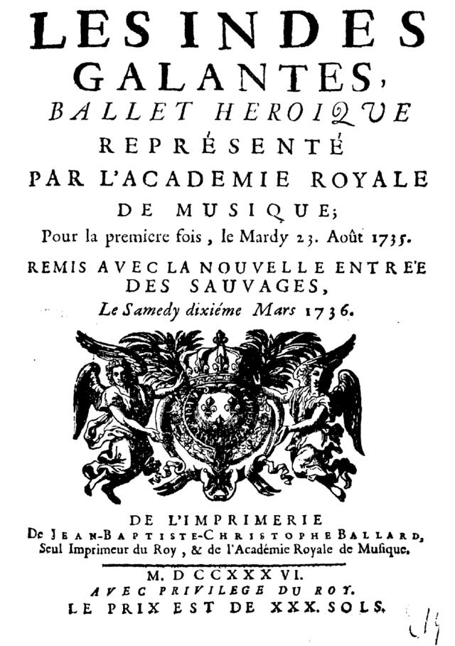 Ospa nas Dores: um bom Rameau e um nem tanto Bach