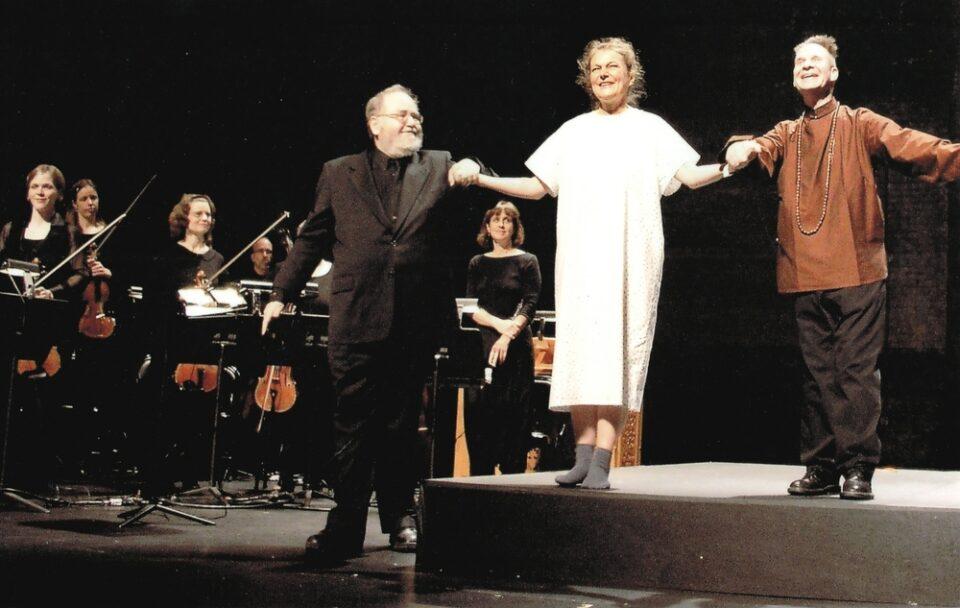 Bach escreveu a Cantata BWV 82 para transcender a tragédia. É uma canção de ninar para os nossos tempos