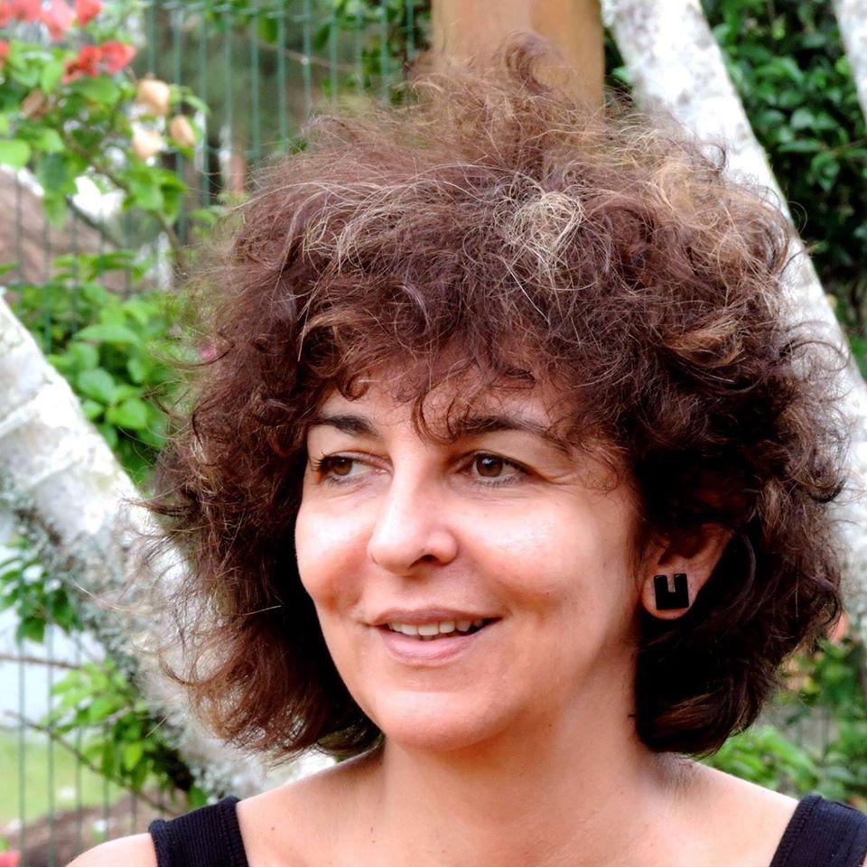 Lucia Serrano Pereira nos 25 anos da Livraria Bamboletras