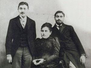 Proust ou de como a vida só faz sentido na arte