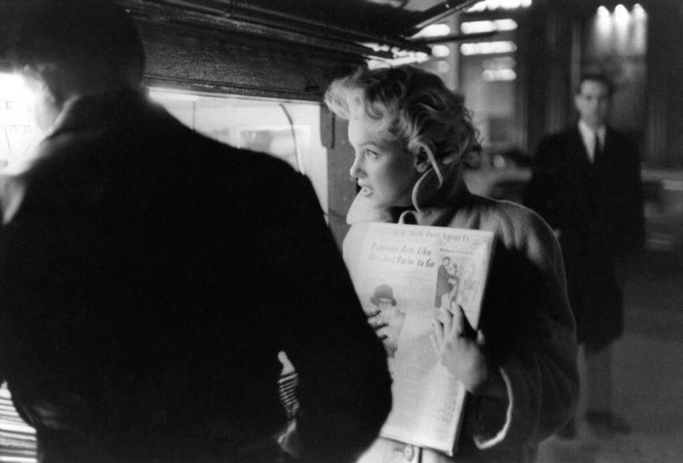 A famosa série de fotos de Marilyn Monroe em Nova York em 1955