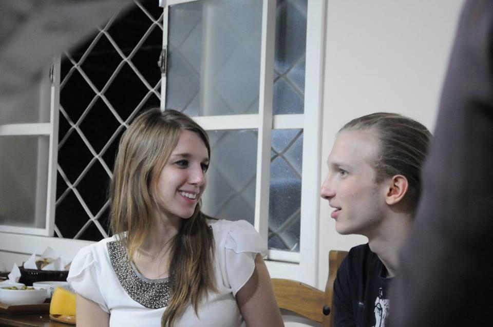 Liza e Nikolay