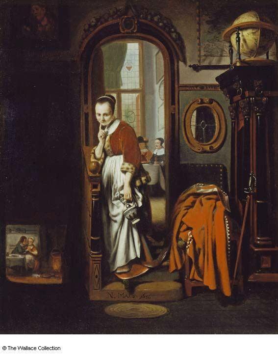 Nicolaes Maes (1634-93)