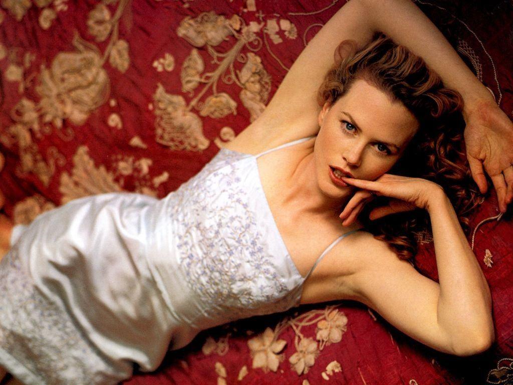 Porque hoje é sábado, Nicole Kidman