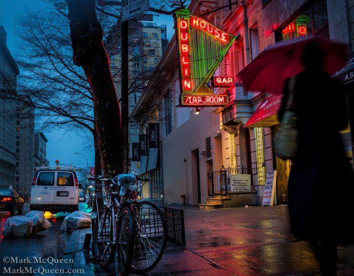 Dez fotos de Nova Iorque à noite