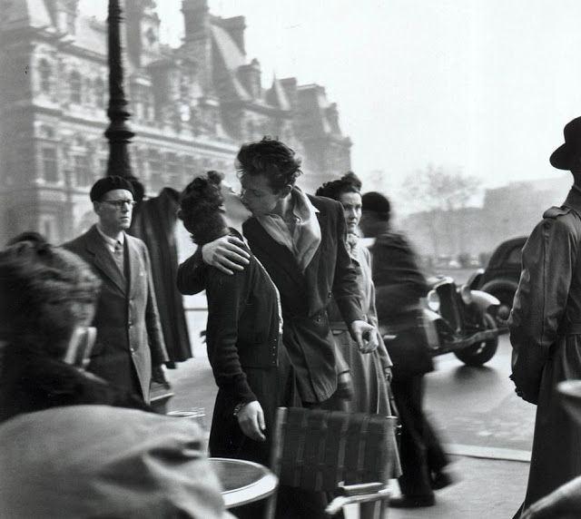 'O Beijo do Hotel de Ville', 1950