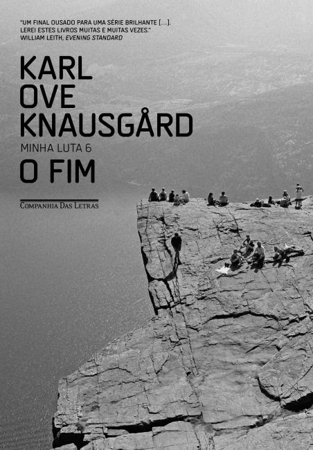Lendo 'O Fim', de Karl Ove Knausgård