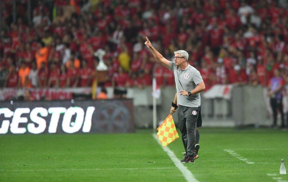 Bom dia, Odair medroso (com os lances de Inter 1 x 1 Flamengo)