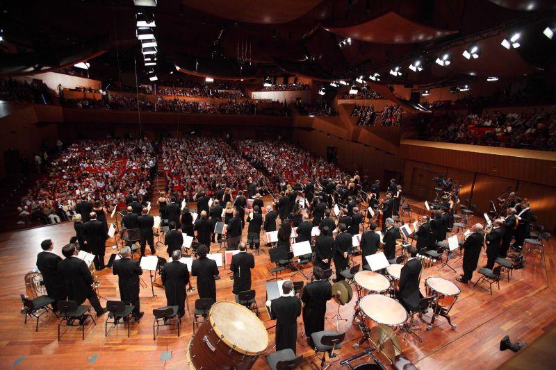 A BBC elegeu as dez melhores orquestras do mundo atualmente