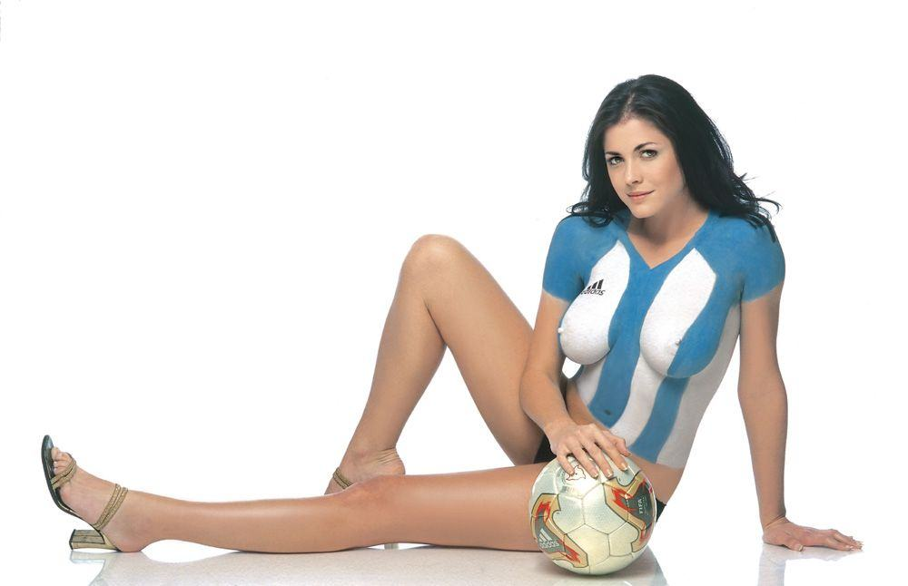 Porque hoje é sábado, porque amanhã vou torcer para a Argentina