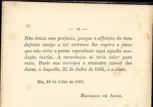 Machado de Assis – Poesias Completas (com erro tipográfico)