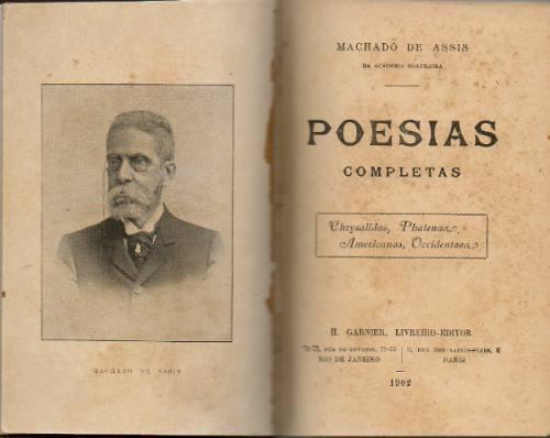 "Machado de Assis e a ""cagada"" da livraria-editora Garnier"