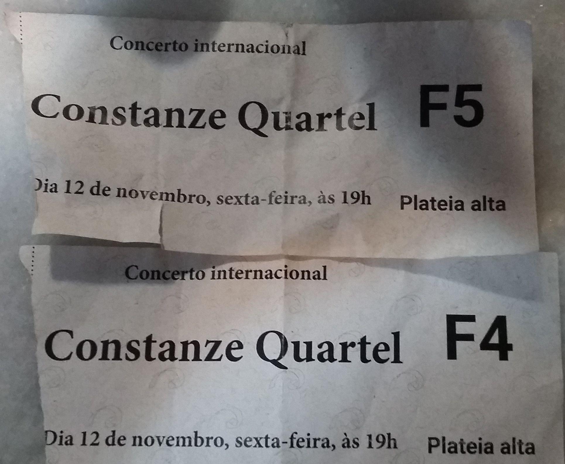 """Quartel e """"sexta-feira""""..."""