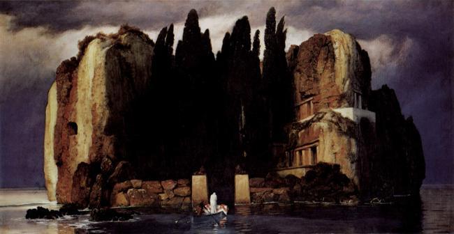 Ospa visita faz bela visita à ilha dos mortos e outra não tão boa a uma exposição