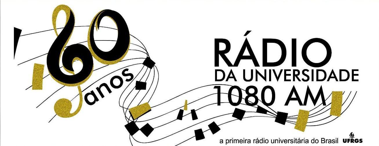 Rádio da Ufrgs 60 anos