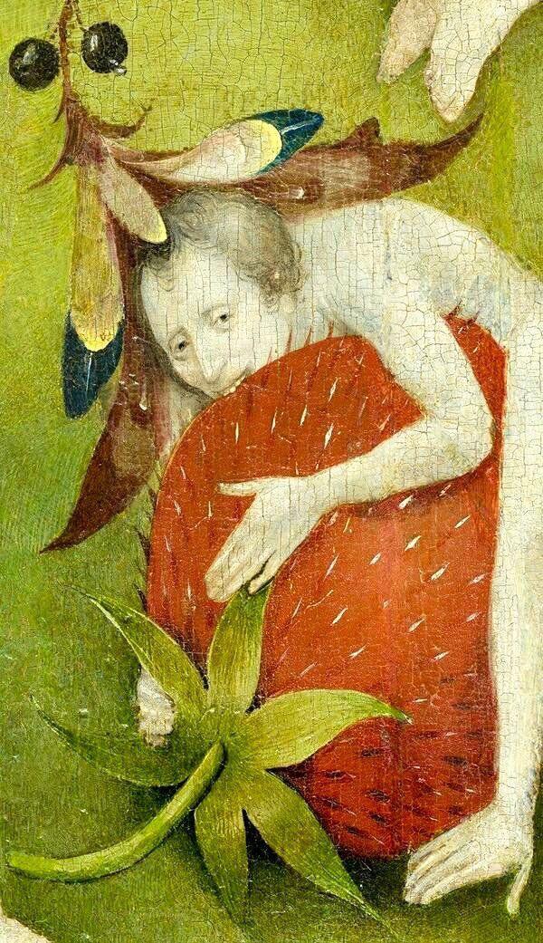 R11 Largar os vícios Hieronymus Bosch, Garden of Earthly Delights