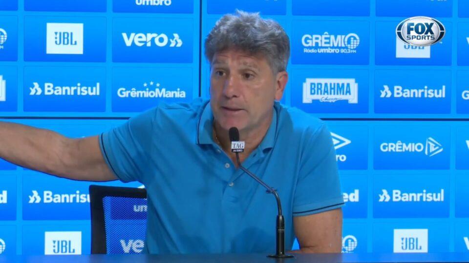 Renato, o mitinho