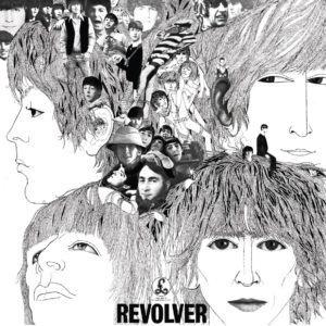 A capa de Revolver