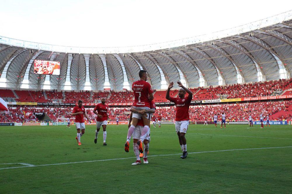 Bom dia, Odair (com os principais lances de Inter 2 x 0 Bahia)