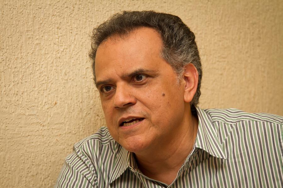 Robson de Freitas Pereira nos 25 anos da Livraria Bamboletras