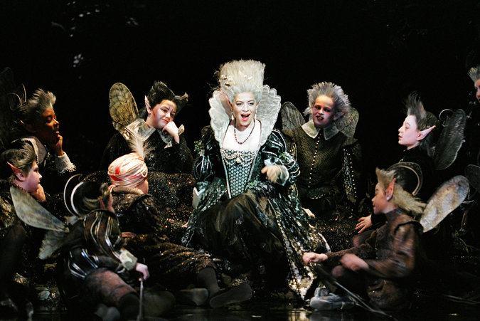 400 anos da morte de Shakespeare: tentando conectar os programadores de orquestras
