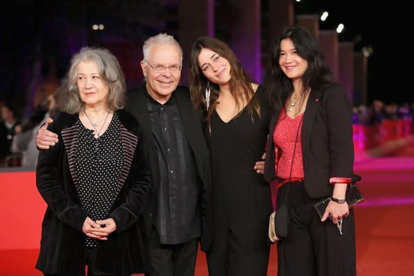 Bloody Daughter, o documentário da filha de Martha Argerich sobre a mãe