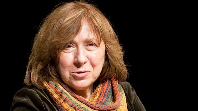 Svetlana Aleksiévitch, a Nobel que gosta de ouvir