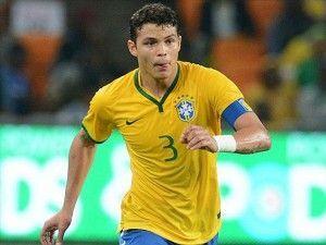 Thiago Silva: infalível, é o melhor jogador do Brasil