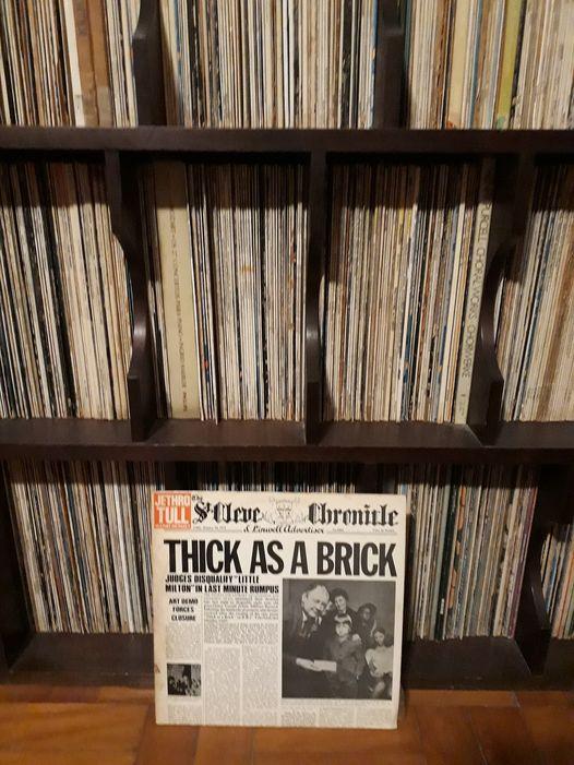 Thick as a Brick e o velho filho da puta