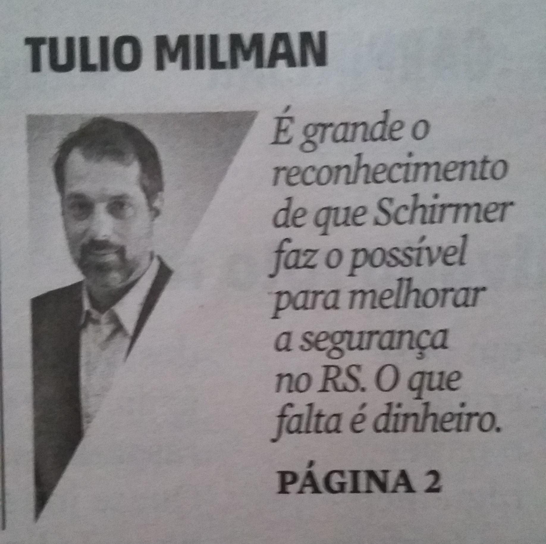 Tulio Milman