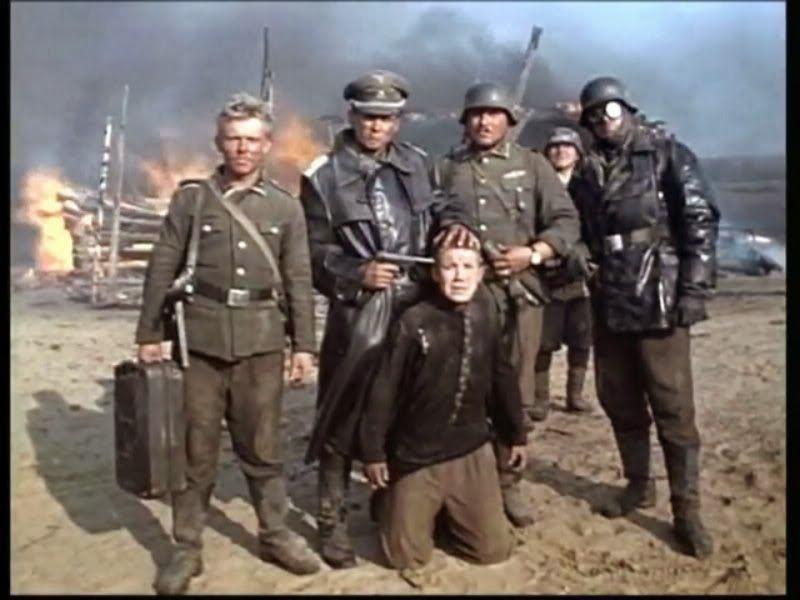 Vá e Veja ou Onde o clássico de Klímov visita O Sétimo Selo, de Ingmar Bergman