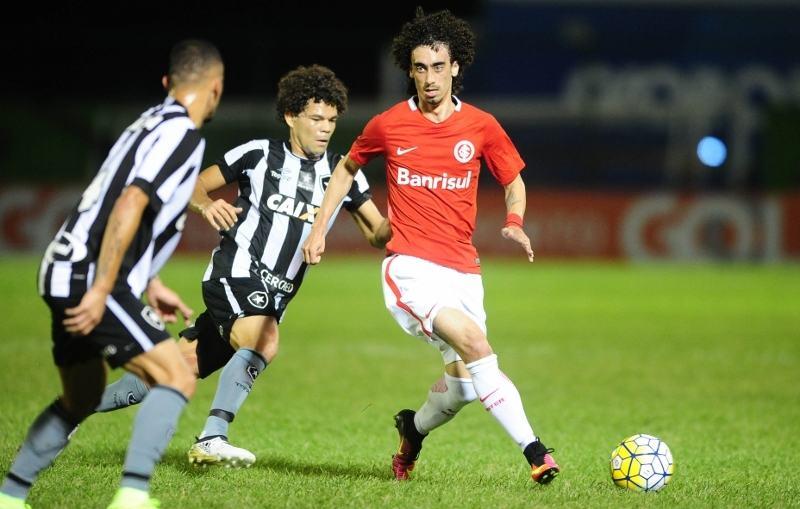 Inter acelera em direção à Segundona