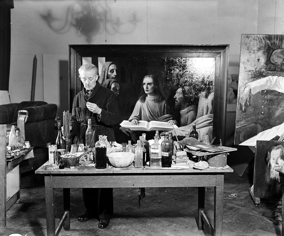 Eu fui Vermeer, de Frank Wynne