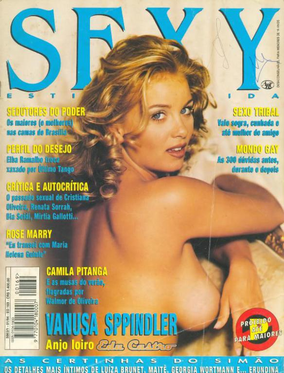 Porque hoje é sábado, Vanusa Spindler (vintage nacional)