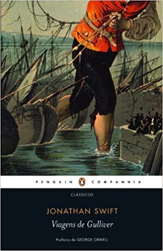 Viagens de Gulliver, de Jonathan Swift