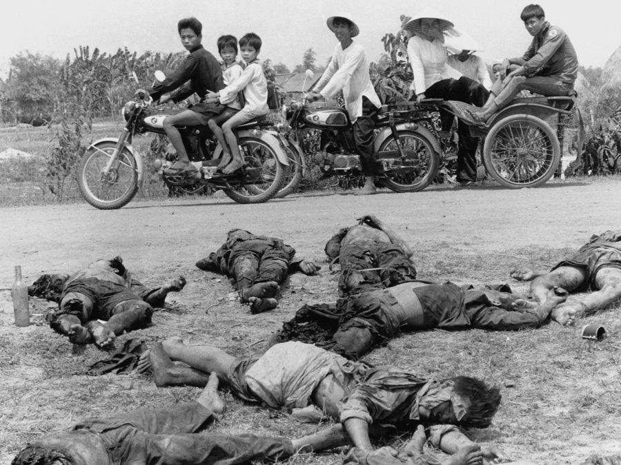 Porque às vezes parece que os EUA ganharam heroicamente a guerra do Vietnam…