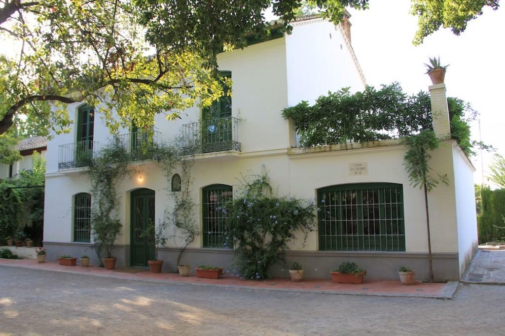 Huerta de San Vicente -- casa de verão dos Lorca (atualmente, Casa-Museo)