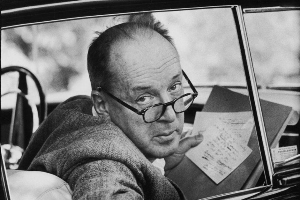 Hoje, 120 anos de Vladimir Nabokov