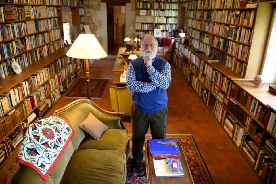 Encaixotando minha biblioteca, de Alberto Manguel